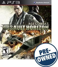 Ace Combat: Assault Horizon — PRE-Owned - PlayStation 3