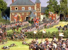 Set during the horse and musket period of Black Powder covers the Napoleonic Wars, the American Civil War and the Anglo-Zulu War, to name just a few. Arthur Wellesley, Lead Adventure, Plastic Toy Soldiers, 28mm Miniatures, Battle Of Waterloo, Seven Years' War, Wargaming Terrain, War Image, Military Modelling