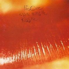 The Cure 'Kiss Me Kiss Me Kiss Me' Album Cover