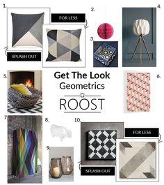 Gorgeous geometric a