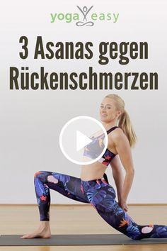 Yoga für den Rücken: Diese Yoga-Übungen helfen gegen Rückenschmerzen