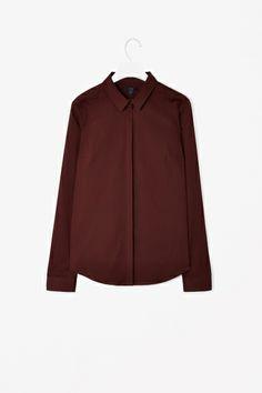 COS Slim fit shirt