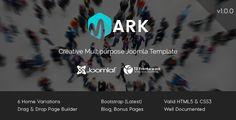 nice Mark - Inventive Multipurpose Joomla Template (Enterprise)
