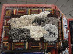 Ali Strebel: Woolkeepers Hook-In