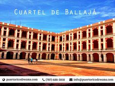 Ballajá Barracks is a military barracks located in San Juan, Puerto Rico. It was built from 1854 to 1864 for the Spanish troops established on the island and their families.