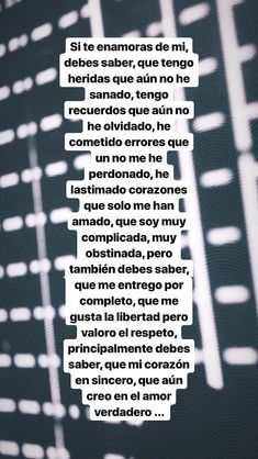 Amor Quotes, Words Quotes, Life Quotes, Cute Spanish Quotes, Ex Amor, Motivational Quotes, Inspirational Quotes, Quotes En Espanol, Love Phrases