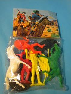 Indios y caballos