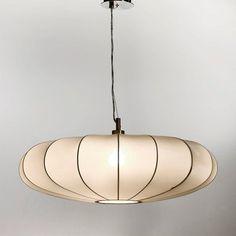 Lampe design Physalis et Zeppelin Linear Lighting, Home Lighting, Lighting Design, Zeppelin, Ceiling Lamp, Ceiling Lights, Luminaire Design, Light Of Life, Light Decorations