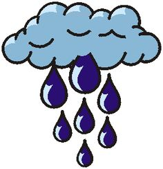 In this science fair project, students make their own rain gauge to measure rainfall. Weather Rain, Rain Gauge, Weather Report, Science Fair Projects, Teaching Spanish, Gauges, Smurfs, Diy And Crafts, Clip Art