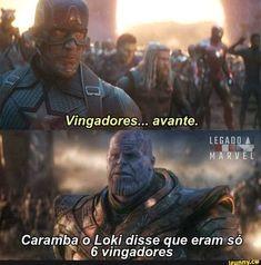 Loki Marvel, Marvel Jokes, Marvel Dc Comics, Wtf Funny, Funny Memes, Chris Hemsworth, Mundo Marvel, Cartoon Tv Shows, The Avengers