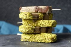 banana, nutella and salted pistachio popsicles – smitten kitchen