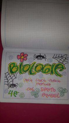 School Notebooks, Cute Notebooks, Ideas Para, Tiffany, Diy And Crafts, Doodles, Kawaii, Scrapbook, Lettering