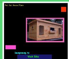 Pet Cat House Plans 162356 - The Best Image Search