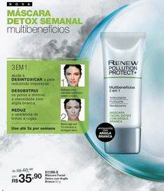 Facial, Detox, Personal Care, Skin Care, 35, Beauty, Skin Care Products, Face Care Tips, Avon Products