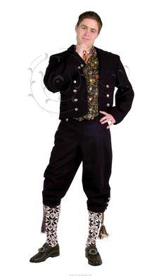 Åmlibunad herre Folk Costume, Costumes, Folk Clothing, Norway, Scandinavian, Goth, Culture, Mens Fashion, Embroidery