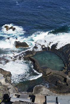 Pozo de Las Calcosas, El Hierro (Canarias) España