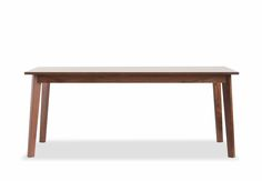 Ventura dining table, available with leaves - Hedge House Furniture
