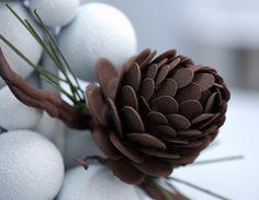 Beta 5 Chocolates  Chocolate Pinecones