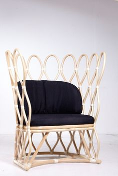 Petal Is A Lounge Chair That Depicts The Form Of Segments Of Corolla Of A  Flower