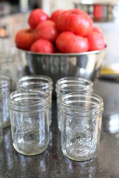 Making the Basics: Canned Tomatoes | Annie's Eats