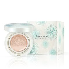 Mamonde Luminarie Holiday Limited Moisture Mask Cushion SPF50+/PA+++ with Refill #Mamonde