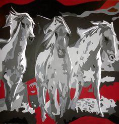 """Saatchi Online Artist Oca Costa Ferreira; Painting, """"Orsen"""" #art"""