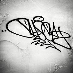 so fresh, so clean, so Ekser (@3ks3r). #ekser #handstyle #graffiti