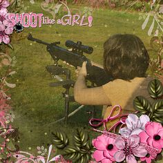 Andrea Gold - Military Girl is the perfect kit for this photo of my granddaughter target shooting.  http://www.godigitalscrapbooking.com/shop/index.php?main_page=product_dnld_info&cPath=29_41&products_id=29456