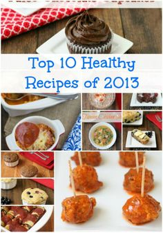 Top 10 Healthy Recipes of 2013 | Living Low Carb One Day At A Time