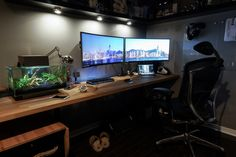 A non-gamer software engineer's battlestation - Imgur