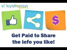 Make Money Online Sharing Information On Facebook Twitter Pinterest OR A...