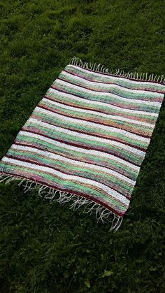Picnic Blanket, Outdoor Blanket, Weave, Rugs, Carpet, Projects, Farmhouse Rugs, Hair Lengthening, Rug