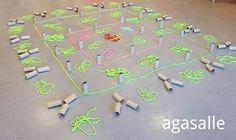Reggio Emilia, Fine Motor Skills, Preschool Activities, Montessori, Projects To Try, Education, Creative, Ideas, Heuristic Play