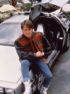 Marty McFly.    Back To The Future.