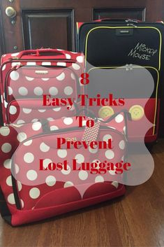 Lost luggage is a traveling nightmare. Here are 8 easy ways to prevent lost luggage.