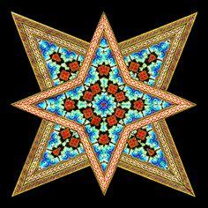 Double Star Trivet