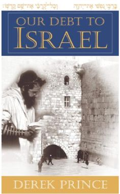Our Debt to Israel - Without the Jews, Christians would have no Bible and no Saviour! Discover the unique role played by the Jewish people in God's plans for the salvation of the world.