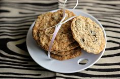 Potbelly Oatmeal Chocolate Chip Cookies... Take Two