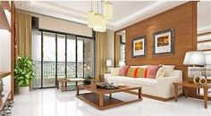 Image result for white floor tiles for living room
