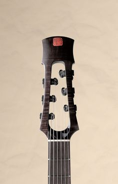 "Tao Guitars ""The Tao Guitar"" headstock"