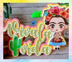 Custom Cake Toppers, Custom Cakes, Frida Kahlo Party Decoration, Frida Kahlo Birthday, Etsy Crafts, Baby Shower, Scrapbook, Handmade Gifts, Amanda