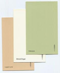 Dutch Boy Color Crisp Sage Green Would love a kitchen painted