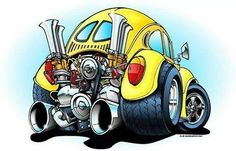 Twin pipes VW