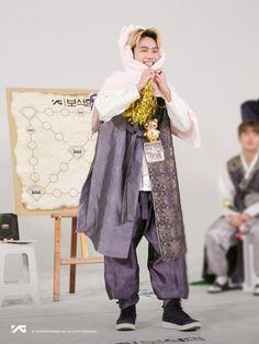 💎2019 신년 특집 효도 윷놀이 BEHIND CUT💎 | CHOI HYUNSUK #CHOIHYUNSUK #YGTREASUREBOX #YG_TREASURE_BOX