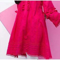 Latest Kurta Designs, Salwar Designs, Kurta Designs Women, Designer Kurtis, Designer Dresses, Robes Western, Western Dresses, Casual Dresses, Fashion Dresses