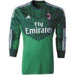 Camiseta AC Milan manga larga Portero Equipacion 2014-2015