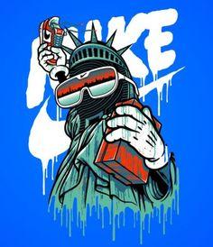 Nike. adicción