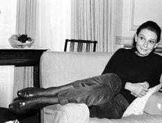 Audrey Hepburn in London-1988