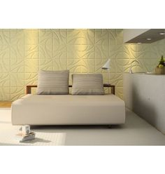 Roots Design 3D Glue On Wall Panel