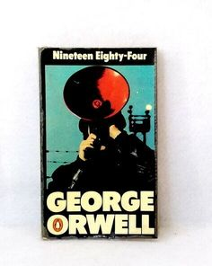 Nineteen Eighty-four by George Orwell vintage Penguin paperback 1976 Nineteen Eighty Four, Vintage Penguin, George Orwell, Penguins, Ebay, Penguin